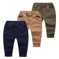 Wholesale 2016 boys clothing boys clothes kids clothing Baby boy children cotton leisure trousers panty