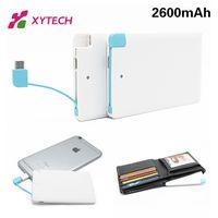 battery backup mobile - Ultra Thin Powerbank mAh Portable Charger Backup External Battery Mobile USB Emergency Power Bank for xiaomi mi5 pro redmi