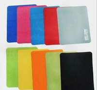 Wholesale cheap price Colorful ultra thin mouse pad pretty tasteless anti skidding cm cm DHL customized