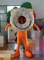 adult food costumes - Most Delicious Pudding Cake Mascot Adult Costume Cartoon Dessert Food Theme Shop Advertising Mascotte Costumes fancy dress kits
