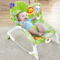 Wholesale electric baby crib rocking chair cradle baby swing shaking bed baby bouncer Rocking Chairs
