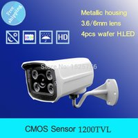 Wholesale With bracket Security HD TVL Laser Outdoor Indoor Waterproof IP66 New Material CCTV Camera Fast Delivery