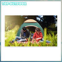 Wholesale 3 People Waterproof Automatic Quick Opening Pop Up Camping Tent Single Layers Travel Mountain Climbing Fishing Camping Tent