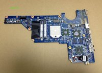 Wholesale 647627 board for HP pavilion G4 G6 G7 laptop motherboard with AMD DDR3 MD chipset DSC G BACO
