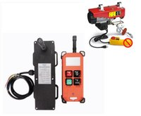 Wholesale Wireless Remote Control For PA Electric Winch Hoist Mini Electric Winch Hoist PA200 PA400 PA600 Wireless Remote Range M