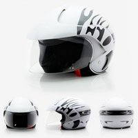 best bike material - Cute Children Bike Motorcycle Helmet Comfortable Safety Half face ABS Material colors optional Best Children Kid Gift