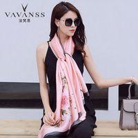 beach towls - 2016 Fashion Silk Scarves cm long scarfs shawls wraps beach towls elegant brand design scarf female solid Color echarpes foulards femme s