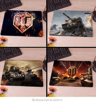 Wholesale Beautiful Places national Gaming Gamer Mice Mause Mouse Pad New Rubber Non Skid Rubber Pad Mouse Pads Wrist Rests