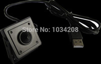 atm system bank - Hot Sale P MINI USB Camera Megapixels USB Pinhole Mini Camera ATM Bank Camera mm Lens Support Linux XP System for ATM