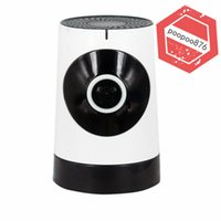 Wholesale Panorama YS W IP Camera WIFI P MP Mini Wireless IP Camera Degrees IR Night Vision TF Card Slot Security Camera