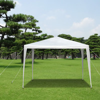 Wholesale IKAYAA M M Excellent Waterproof Outdoor Garden Canopy Gazebo Party Wedding Camping Tent Marquee Pavilion US STOCK H16868