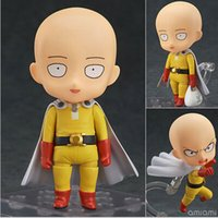 Wholesale NEW hot cm Q version ONE PUNCH MAN Saitama Sensei movable action figure toys collection christmas toy