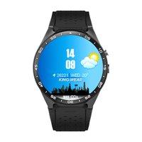 android music - Smart Watch KW88 MTK6580 GHz ROM4GB RAM512Mb Inch UHD AMOLED Android BT4 SIM WIFI GPS Music Google map G sensor