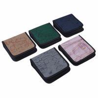 cd wallet - New disc CD DVD Storage Case Holder DJ Storage Cover Box Case Disc Organizer Wallet Bag Album