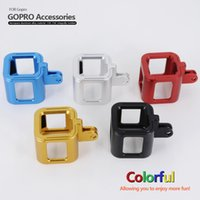 aluminium products - 2017 Hot Products OEM Aluminium Alloy Metal Photography Equipment Camera Protective Case Camera Frame for Hero Session