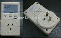australia power voltage - Australia version WF D02A Saving Energy Wanf Mini WATT Electricity Power AU Energy Usage Ammeter Meter Monitor AC Voltage