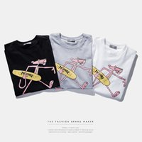 Wholesale summer cotton swag tshirt homme casual cartoon trasher t shirts printed hip hop t shirt clothes tee shirt homme de marque s xxxl