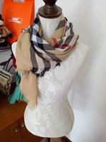 Wholesale Customize arab scarf for women Tartan knited warm women s scarf