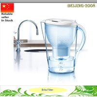 Wholesale BRITA Bi Ran Dede countries with net kettle water purifier filter kettle Classic Marella L with L net purifying volumn