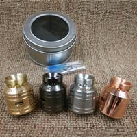 av tools - Comp Lyfe RDA Vaporizer Electronic Cigarettes Style AV Twisted Mini Vaporizer Mod Vape Kit with Tool