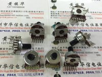 Wholesale R211TII R231 double potentiometer A103 A10K handle mm long