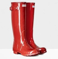 Wholesale HUNTER ORIGINAL SHORT GLOSS BLACK WELLINGTON BOOTS Welly Black Wellies