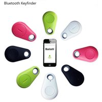 Wholesale child tracer iTag smart GPS key finder bluetooth keyfinder tracer locator tags Anti lost alarm wallet pet dog tracker selfie for IOS Android