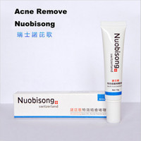Wholesale Nuobisong Face Cream Acne Scar Removal Cream Spots Skin Care Treatment Whitening Face Cream Stretch Marks Moisturizing Antibacterial Cream