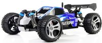 Wholesale Wltoys A959 G Radio Remote Control RC Car Kid Toy Model Scale New Shockproof Rubber wheels Buggy Highspeed Off Road
