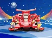 Le nouvel ensemble assemblé de voiture électrique de jouet, jouets 4WD, enfants voiture jouet