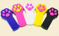 Wholesale Pet cat toy Cat Toys Interactive Infrared toys Pet Scratching Training Tool Laser pointer cat laser pointer four colors