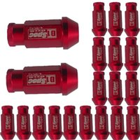 accord specs - For HONDA ACURA CIVIC ACCORD JDM D1 Spec Wheel Lug Nuts M12 X1 MM W8 Six Colors