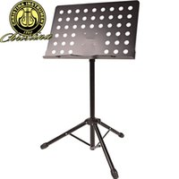 bass free sheet music - Universal Music Stand height adjustable bass guitar piano violin sheet music stand with music sheet bag Wholesales