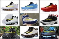 Wholesale Retro High Top Mens Low Cut Basketball Shoes Pantone IX Bred Snakeskin Trainer Barons Sports Charcoal Sneakers Anthracite The Spirit