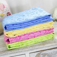 absorbent dog mats - pc X33cm Pet Dog Super Absorbent Towel Large Absorbent Dog Towel Dog Mat