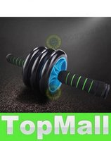 Wholesale LAI HOT Wheels Men and Women fitness wheel for AB Roller Sport equipment Blue Green