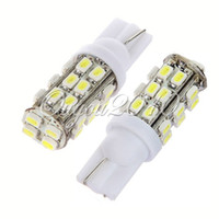 Wholesale Overvalue T10 W5W SMD LED Pure White Car Auto Side Wedge Tail Lights Lamp Bulb DC12V