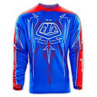 motocross clothing - 2016 summer TLD DHGP long sleeved cycling clothes mountain bike motocross bike set speed surrender