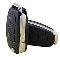 Wholesale HD P CCD S820 Spy car key camera with IR night vision Motion Detection Mini DV DVR Keychain hidden camera video recorder