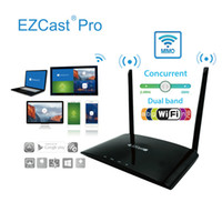 antenna tuner - EZCast Pro Box Wireless Presentation Box to Projection Media Streaming Smart TV Box Build in M M Ethernet Dual Antenna