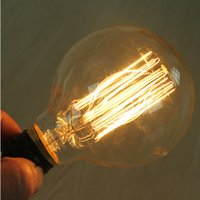 Wholesale a Edison retro light bulb designer W G95
