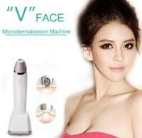 Wholesale V face microdermabrasion machine for face lifting and face skin care