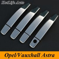 Wholesale Opel Astra H J Insignia Mokka Corsa D Zafira Vectra B Car Door Handle Covers Trim for Vauxhall Astra h Car Accessories