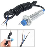 Wholesale DC V mA NPN NO wire mm Noncontact Inductive Proximity Sensor Switch