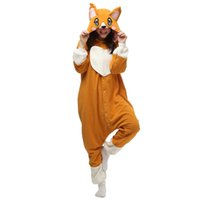 Wholesale Japen Kigurumi Pajamas Adult Big Eye Dog Sleepwear Cosplay Christmas Halloween Costume Gift Present Onesies Party Jumpsuit