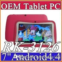 app mix - 2015 inch Quad Core Children Kids Tablet PC GB RK3126 Android MID Dual Cam Educational Games App Birthday Gift G PB
