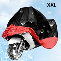 Wholesale Motorcycle Bike Moped Scooter Cover XXL Waterproof Rain UV Dust Prevention Dustproof Covering MOT_516