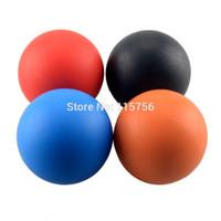 Wholesale Long hockey standard lacrosse ball hockey crossfit massage ball BA10536600