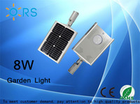 Wholesale Outdoor W all in one design solar street light cheap Intergrate solar light led garden light solar street light