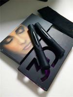 Wholesale In Stock Mascara D Fiber Lashes Plus MASCARA Set Makeup lash eyelash double mascara Fast Ship DHL